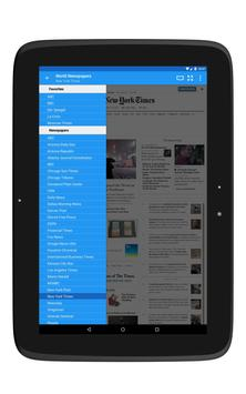 समाचार पत्र - हिंदी और विश्व समाचार स्क्रीनशॉट 8