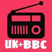 All BBC Radio & UK Radio , Radio UK Live Stations иконка