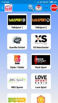 All BBC Radio & UK Radio , Radio UK Live Stations скриншот 4