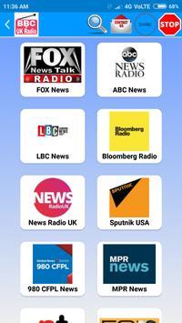 All BBC Radio & UK Radio , Radio UK Live Stations скриншот 3