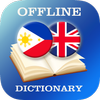 Filipino-English Dictionary ikona