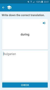 Bulgarian-English Dictionary screenshot 5