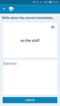 German-English Dictionary screenshot 4