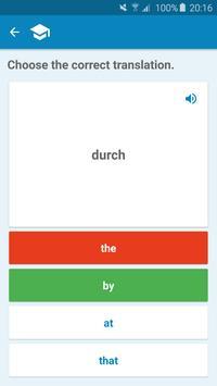 German-English Dictionary screenshot 3