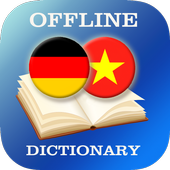 German-Vietnamese Dictionary icon