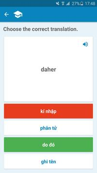German-Vietnamese Dictionary screenshot 3