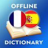 French-Spanish Dictionary ikona