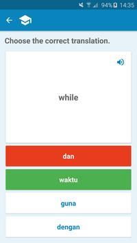 Indonesian-English Dictionary स्क्रीनशॉट 4