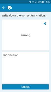 Indonesian-English Dictionary स्क्रीनशॉट 5