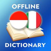 Indonesian-Italian Dictionary icon