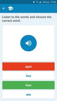 Indonesian-Italian Dictionary screenshot 5