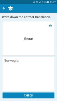 Norwegian-English Dictionary screenshot 4