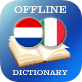 Dutch-Italian Dictionary icon