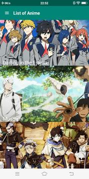 Anime Wallpaper screenshot 1
