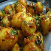 Aloo Paneer Recipes icon