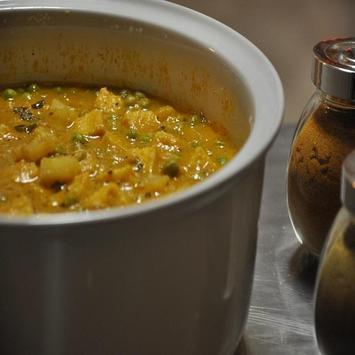 Aloo Paneer Recipes poster