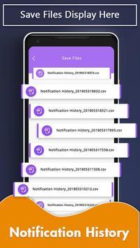 Notification History - Notification Log screenshot 3