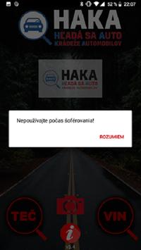 HAKA System screenshot 2