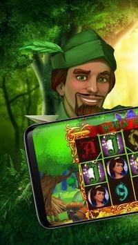 Robin HoodSlots poster