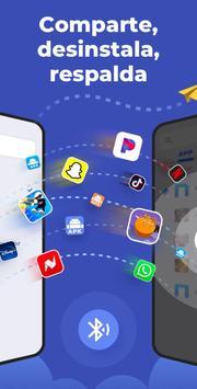 Compartir Apps Poster