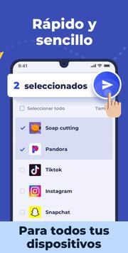 Compartir Apps captura de pantalla 1