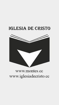 Iglesia de Cristo plakat