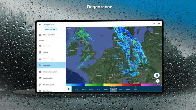 Wetter 14 Tage - Meteored Wettervorhersage Screenshot 17