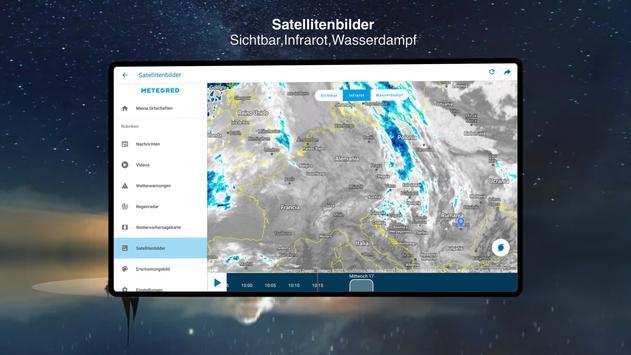 Wetter 14 Tage - Meteored Wettervorhersage Screenshot 12