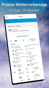 Wetter 14 Tage - Meteored Wettervorhersage Screenshot 3