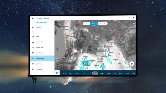 Météo 14 jours - Meteored France capture d'écran 13
