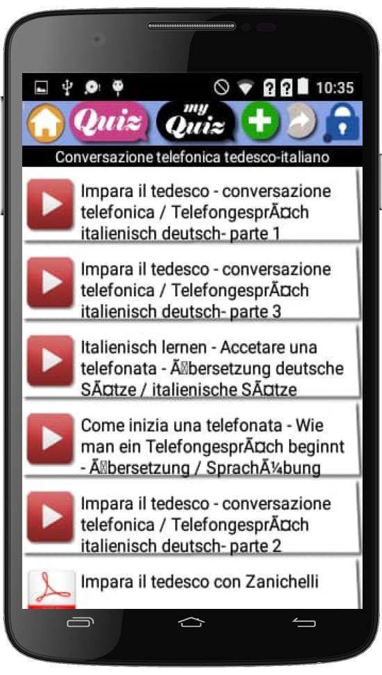Corso Di Tedesco For Android Apk Download