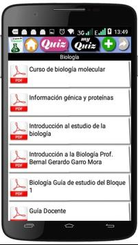Curso de biología screenshot 2