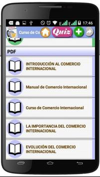 Curso de Comercio internacional screenshot 2