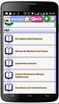 Curso geotécnico screenshot 3