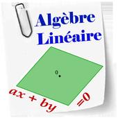 Cours  d'Algèbre Linéaire icon