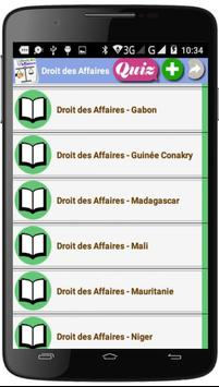 Droit des Affaires screenshot 3