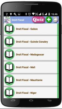 Cours de Droit Fiscal screenshot 3