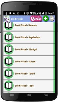 Cours de Droit Fiscal screenshot 4