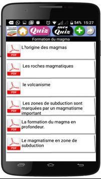Cours de Pétrologie magmatique screenshot 1