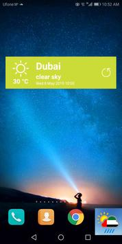 Dubai Weather Forecast screenshot 2