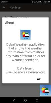 Dubai Weather Forecast screenshot 6