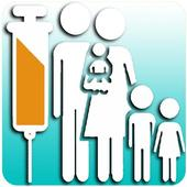 Free - Vaccine Reactions icon