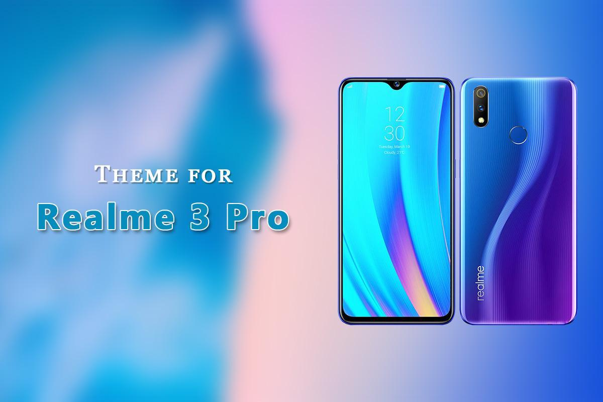 Theme for Realme 3 Pro for Android - APK Download