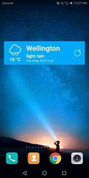 Wellington Weather Forecast screenshot 2
