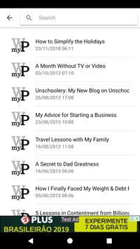 My Wordpress App poster