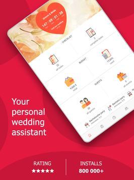 Wedding Planner: Checklist, Budget, Countdown screenshot 16