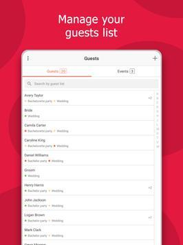 Wedding Planner: Checklist, Budget, Countdown screenshot 19