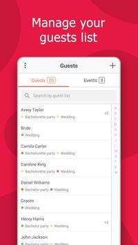 Wedding Planner: Checklist, Budget, Countdown screenshot 3