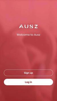 AUSZ Driver App poster