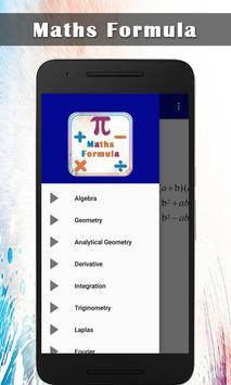 Maths Formula screenshot 1